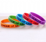 league of legends silicone bracelet