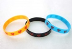 superman silicone bracelet Narrow