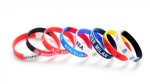 all world football teams club silicone bracelet