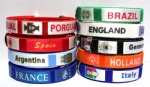 fabric bracelet football club