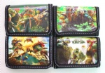 ninja Turtles trifold wallet