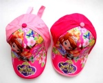Sofia the First kids baseball cap