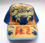 Despicable Me Minions kids baseball cap