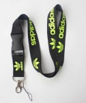 Adidas Lanyard Black Yellow