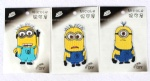 Despicable Me the Minions Logo DIY Fabric Patch Sticker