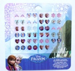 Disney Character Frozen Anna/Elsa Earring Sticker