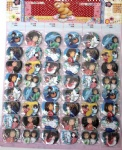 Anime Spirited Away 4.5cm Cartoon Badge & Buttons