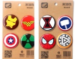 4.3cm/1.69inch The Avengers Badge and Buttons