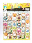 Disney CHaracter Tsum Mickey/MinnieMouse 4.5cm Cartoon Badge and Buttons