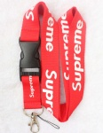 Supreme Lanyard Red