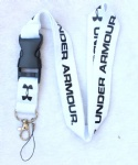 Under Armour Lanyard White/black