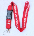 Under Armour Lanyard Red/White