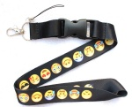 Smile Face Lanyard