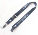Powered By BMW Motorsport Lanyard Strap Keychain