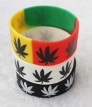 Bob Marley Maple Leaf Bracelet