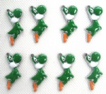 Yoshi PHONE CHARMS Jewelry Metal Pendants