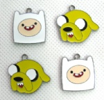 Adventure Time mobile phone charms pendants