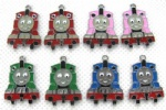 Thomas & Friends Jewelry Making Metal Charm pendants