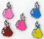 Snow White Metal Charms pendants DIY Jewellery Making