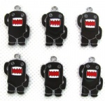 Domo-kun mobile phone charms pendants