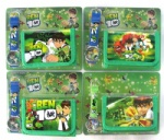 Ben 10 Children Wallet & Kids Watch Gift Set