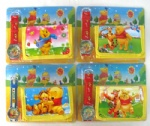 Winnie The Pooh cartoon wrist watches + wallets a lot mix order