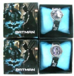 Batman Watches With Boxes