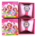 Strawberry Shortcake Fashion Cartoon Quartz Wrist watch