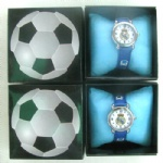 Real Madrid CF Watch with boxes
