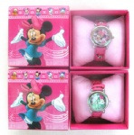 Minnie Mouse Cartoon Children Watches Wrist Watches
