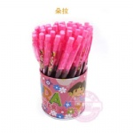 Dora Girl`s Cartoon style ball pen, Novelty promotional pen