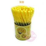 Smile Face Point Pen for Gift/lot & Free Shipping