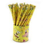 Spongebob  Pencil W/Tin Holder PENCILS HB IN TIN BOX