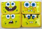 Spongebob cartoon wallet coins bag mix order