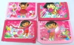 Dora Cartoon Purses Coin Wallet