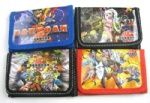 Bakugan foldable organizer wallet purse