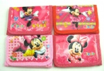 Minnie Mouse Child Coin Purse cartoon Wallet kid's gift