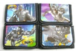 Batman Child Coin Purse cartoon Wallet kid's gift