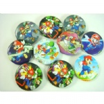 Super Mario Badges/Kid Gift Pin Badge