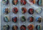 Pixar Car 95 3 cm Assorted Fashion pin badge