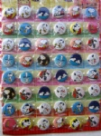 Snoopy 3 CM pin badge,brooch,Cartoon & Anime characters Accessories,Children's toys