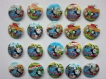 Thomas & Friends 3 cm pin badge,brooch,Cartoon & Anime characters Accessories,Children's toys